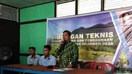 10 Desa Yang Mengikuti Pelatihan Website Desa